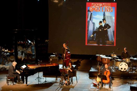 Nicola Piovani - La musica è pericolosa Fellini