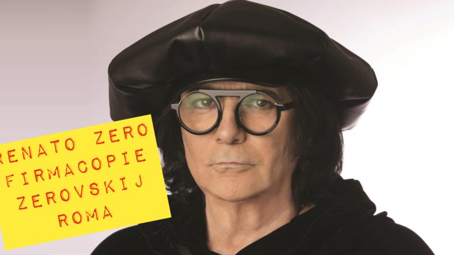 Annunciato, dopo quello milanese, ancheil firmacopie romano di Renato Zero che presenta il nuovo album Zerovskij… Solo per amore. Queste le date e le modalità di accesso. Renato Zero si […]