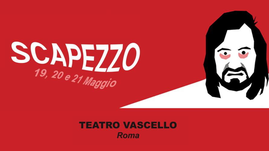 Torna in scena nella Capitale Nicola Vicidomini conla sua comicità particolare edinnovativa inScapezzo, al Teatro Vascello di Roma dal 19 maggio. Dopo due anni di sold out a Roma e […]