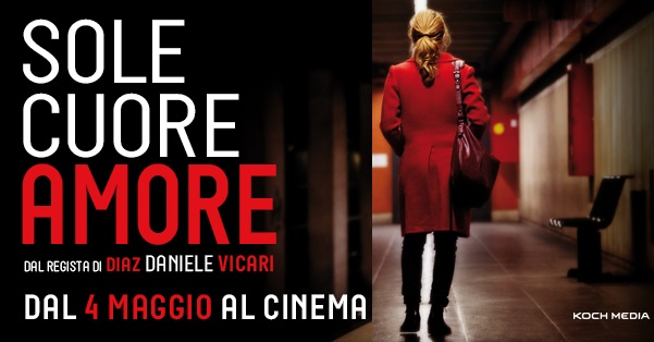 Isabella Ragonese è la protagonista di Sole Cuore Amore di Daniele Vicari, nei pannidiuna donna che lavora senza sosta dalla mattina alla sera per mantenere la propria famiglia Lavoro, lavoro, […]