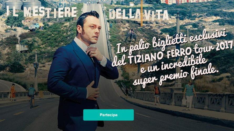 Tiziano Ferro è la nuova voce di Cornetto Algida che torna in TV il 7 maggio, sulle note del singolo Lento/Veloce, estratto dall'album Il mestiere della vita, che si appresta […]