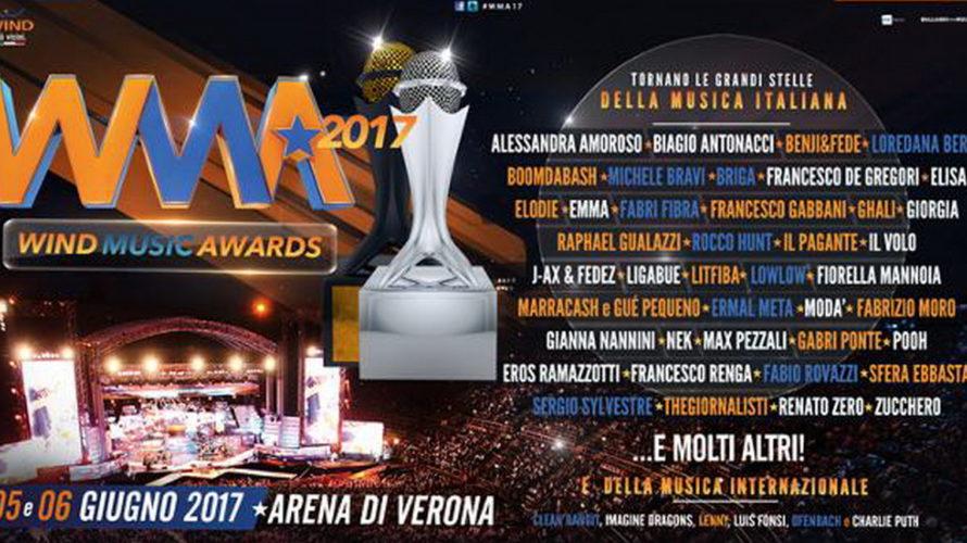 Tornato i Wind Music Awards con due serate che premieranno i migliori artisti della stagione 2016/17 e vedranno sul palco dell'Arena di Verona tutti i big della musica italiana, in […]