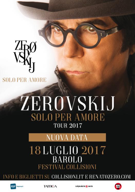 Renato Zero - Zerovskij Barolo