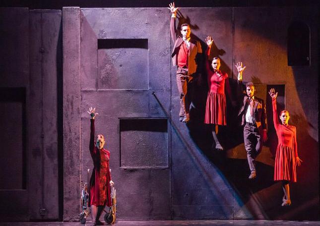 La scenografia - Giulietta e Romeo
