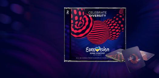 Un bel salto in avanti per la compilation dell'Eurovision Song Contest 2017