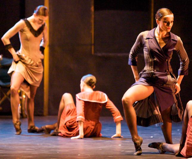 Le protagoniste femminili - Giulietta e Romeo