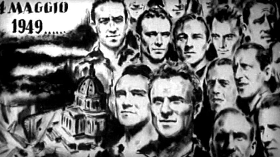 """Grande Torino. """"Gli eroi sono sempre immortali agli occhi di chi in essi crede. E così i ragazzi crederanno che il Torino non è morto: è soltanto <<in trasferta>>"""" (Indro […]"""