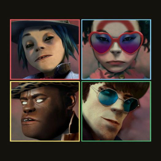 Humanz è il nuovo disco dei Gorillaz, terzo tra gli album e secondo tra i vinili