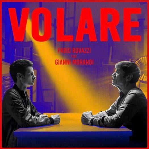 Volare è il singolo di Fabio Rovazzi e Gianni Morandi