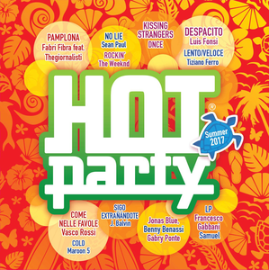 Hot Party Summer 2017 è prima tra le compilation