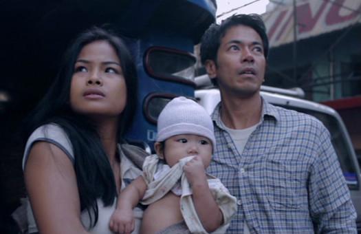 Oscar e Mai arrivano a Manila