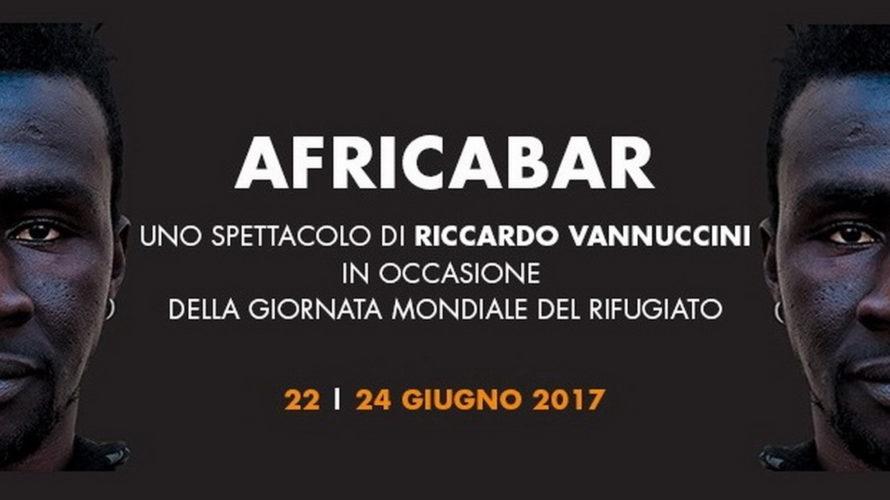 AfricaBar,debutto nazionale al Teatro Argentina perRiccardo Vannuccini e i richiedenti asilo delTeatro in Fuga,in scena dal 22 al 24 giugno 2017 in occasione della Giornata Mondiale del Rifugiato. AfricaBar chiude […]