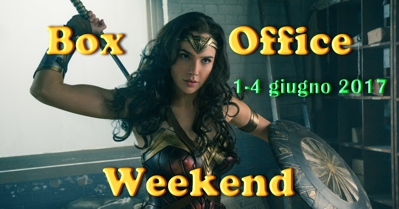 Box Office 05-06-17 Wonder Woman