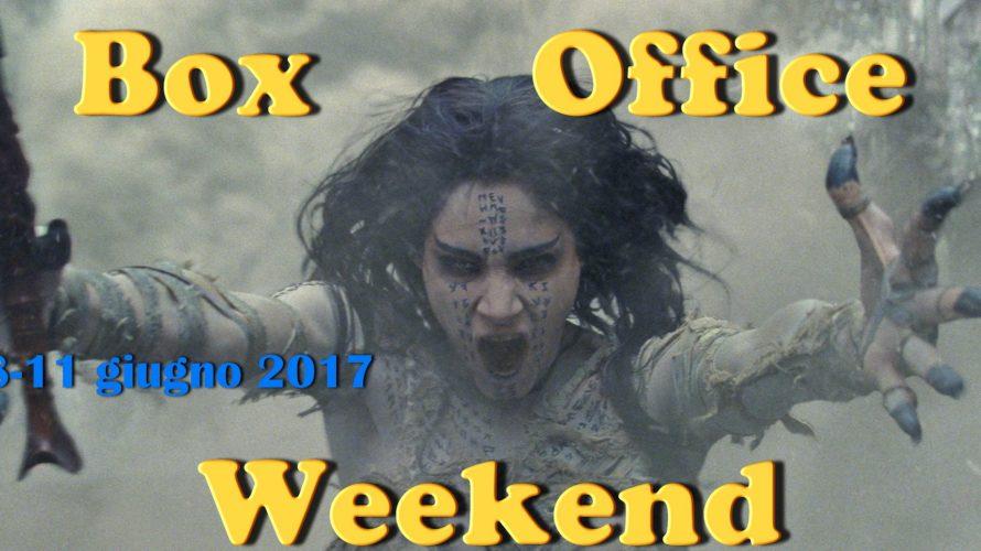 Secondo appuntamento digiugno con la rubrica Box Office Weekend e gli incassi del fine settimana al cinema: per La Mummia ottimo debutto in Italia e nel mondo, ma non negli […]