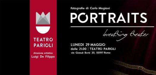 CarloMogiani - Portraits