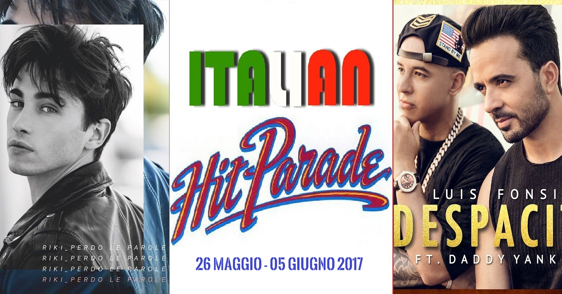 Italian Hit Parade - Riki