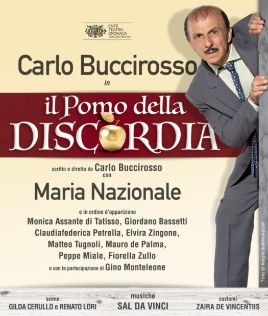 Carlo Buccirosso - Il pomo della discordia