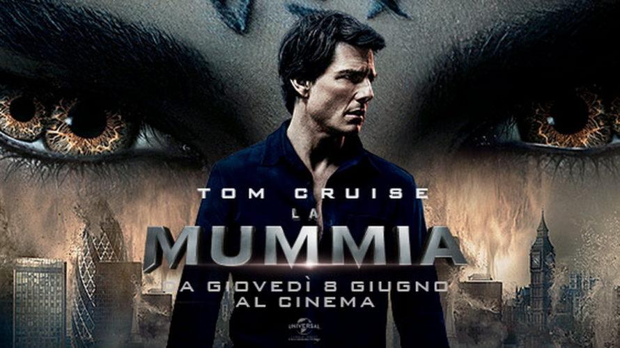 Torna al cinema il grande classico della Universal, La Mummia, con protagonista Tom Cruise e una malvagia principessa egizia risvegliata dalla morte. Un mix tra avventura, horror, comicità,crossovere qualche caduta […]