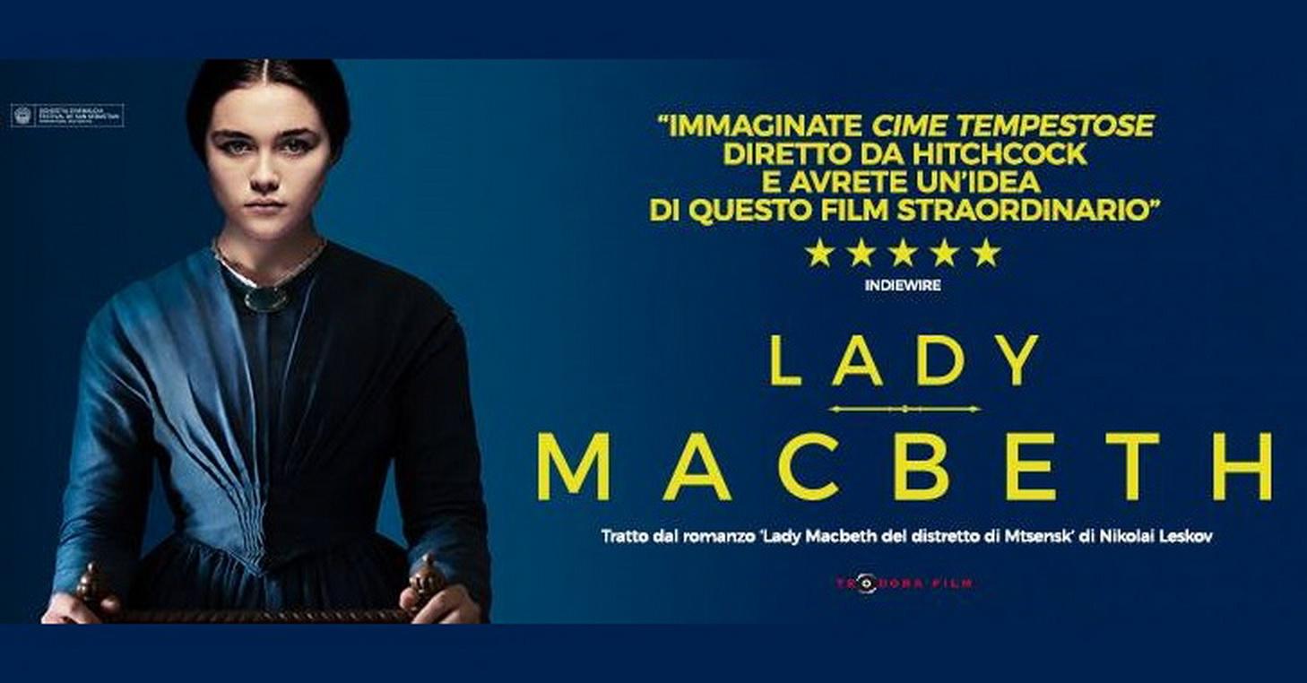 Lady Macbeth locandina