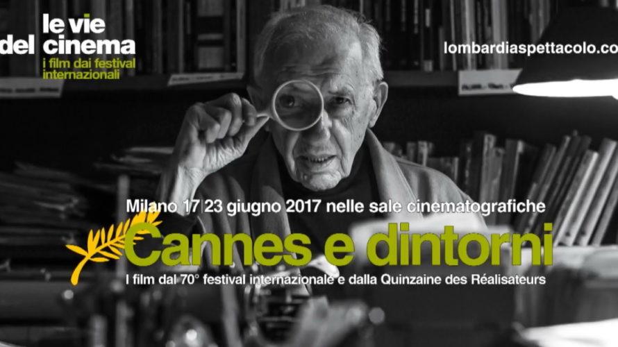 Inizia Le vie del cinema – Cannes e dintorni: dal 17 al 23 giugno a Milanosarà possibilevedere una selezione di film dall'ultimo Festival di Cannes, oltre che dalla Quinzaine des […]