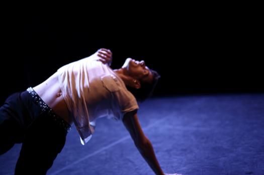 Marco Chenevier coregrafia