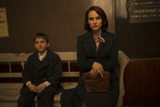 Natalie Portman e Amir Tessler in Sognare è vivere