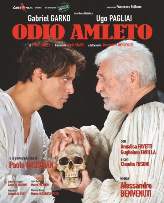 Gabriel Garko e Ugo Pagliai - Odio Amleto