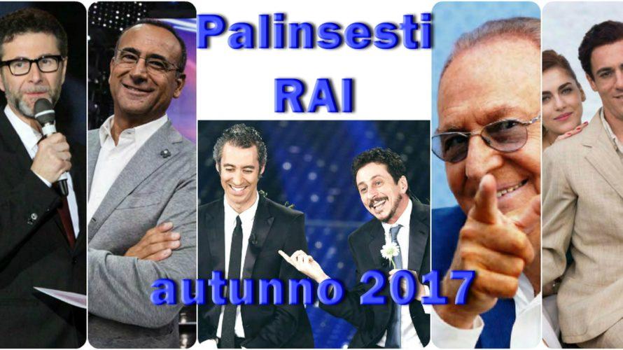 Nei Palinsesti RAI del prossimo autunno, conferme e novità, da Fabio Fazio su Rai1 alle serate evento, dalle fiction allo sbarco di Luca e Paolo su Rai2, dal ritorno di […]