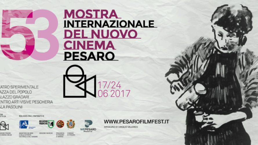 Inizia la 53ª edizione del Pesaro Film Festival, con tanti appuntamenti che vanno dalla retrospettiva su Roberto Rossellini agli ospiti prestigiosi, tra cui l'attrice Jasmine Trinca. È stata presentata all'Institut […]