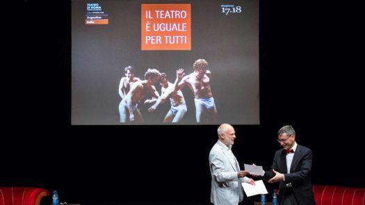 Presentazione Stagione 2017-18 del Teatro di Roma
