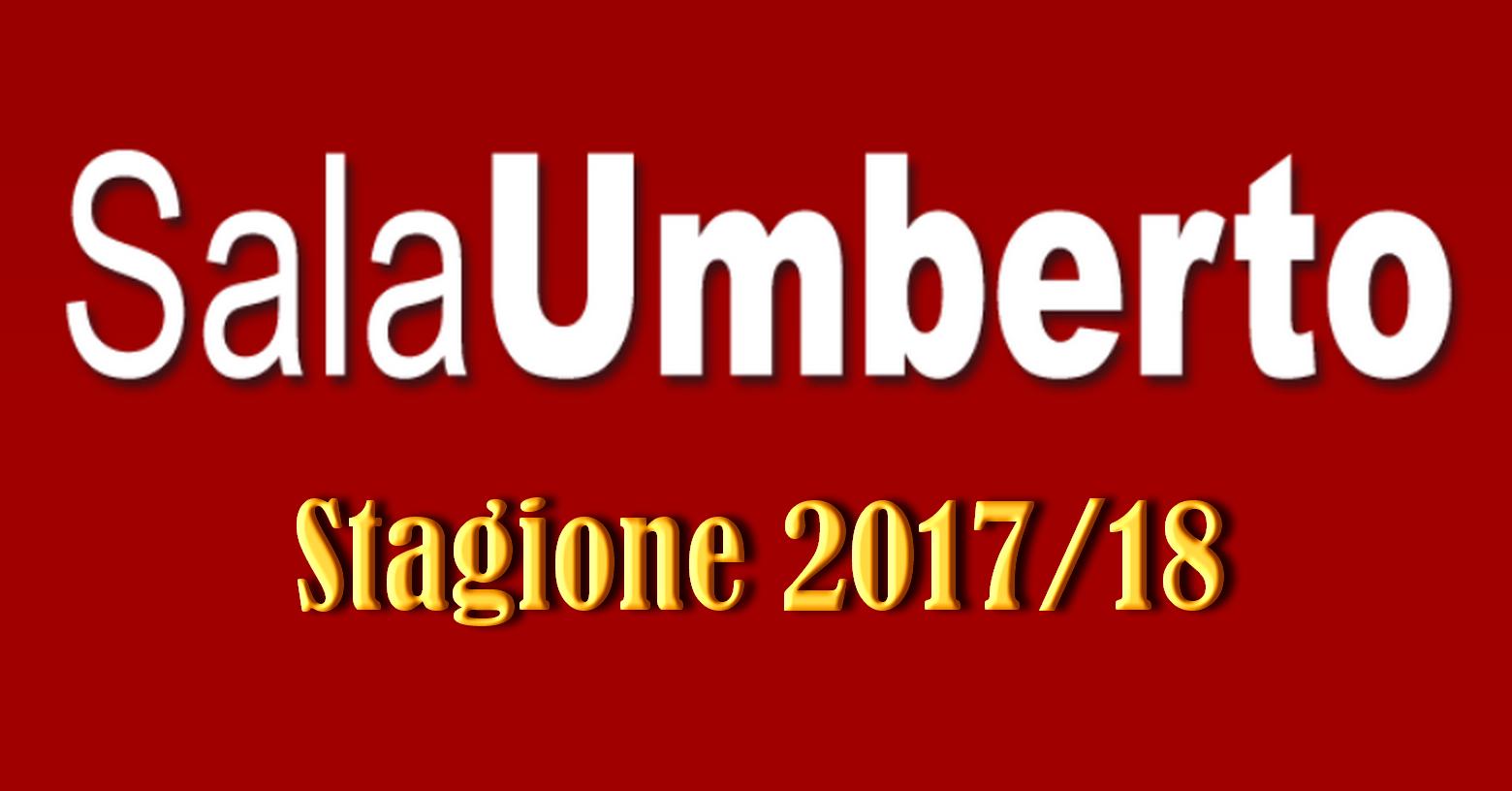 Sala Umberto 2017-18