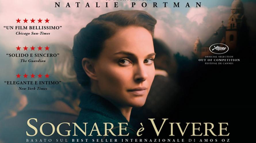 Con Sognare è vivere Natalie Portman realizza un film elegante e raffinato, tratto dal bel libro di Amos Oz Una storia di amore e di tenebra,ma il punto di vista […]