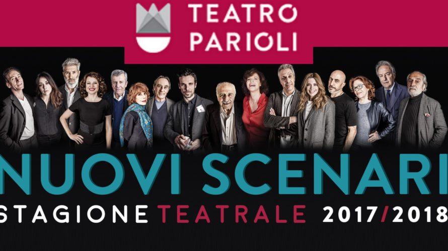 """Il Teatro Parioli presenta """"Nuovi Scenari"""", una stagione di rinnovamento e cambiamento pensata dalla direzione artistica di Luigi De Filippo per allargare la platea del pubblico teatrale. La nuova offerta […]"""