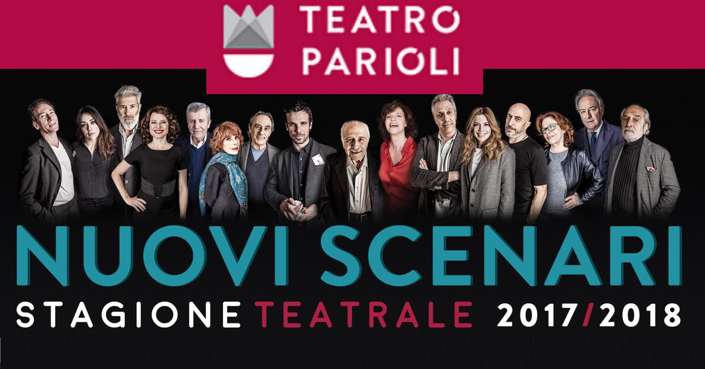 Teatro Parioli stagione 2017-18