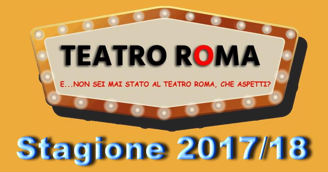 Teatro Roma 2017/18