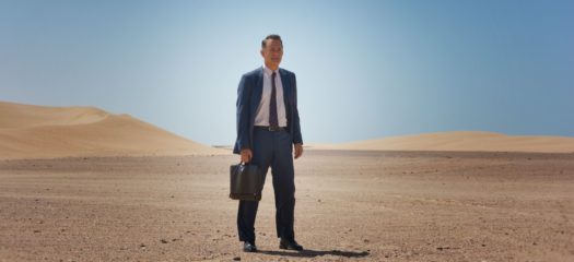 Tom Hanks in Aspettando il Re