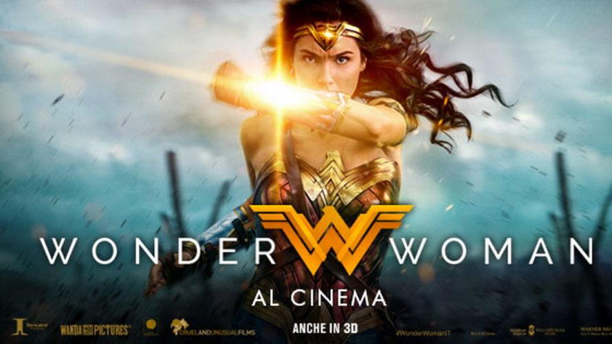 Arriva in sala l'atteso Wonder Woman, primo film su Diana regina delle Amazzoni, tratto dal celebre fumetto della DC Comics e con protagonista l'israeliana Gal Gadot. La principessa delle Amazzoni […]