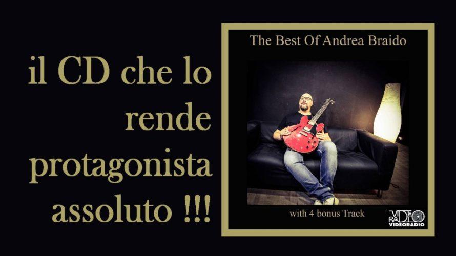 In attesa di vederlo sul palco del concertone di Vasco Rossi al Modena Park, Andrea Braido pubblica la sua raccolta The best of Andrea Braido. Da un'idea diBeppe Aleo,suo produttore […]
