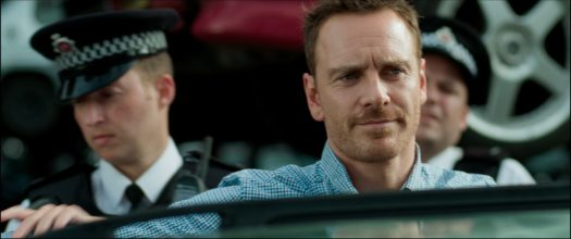 Michael Fassbender in Codice criminale
