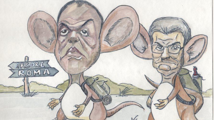 Care lettrici e cari lettori, le elezioni sembrano ormai vicine, c'è chi dice già ad ottobre! E noi di Mondospettacolo vogliamo dedicarvi questa vignetta realizzata dal bravissimo Fabio Natale! Il […]