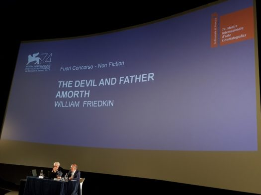Venezia 74 - The Devil and Father Amorth