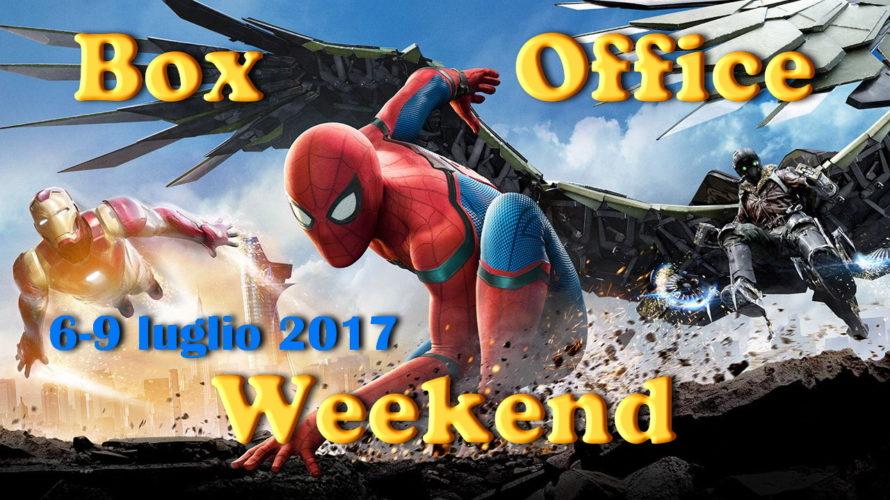 Secondo appuntamento diluglio con la rubrica Box Office Weekend e gli incassi del fine settimana al cinema:debutta in testa lo spassosoSpider-Man: Homecoming, ma l'accoglienza in Italia è tiepida, molto meglio […]