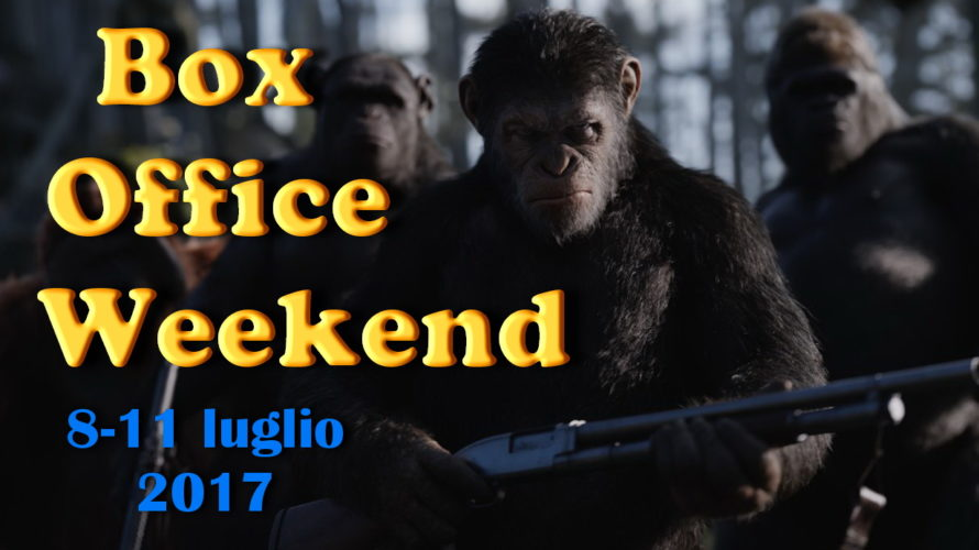 Terzo appuntamento di luglio con la rubrica Box Office Weekend e gli incassi del fine settimana al cinema: testa a testa per il primato tra lo spassoso Spider-Man: Homecoming e il riflessivo The War […]