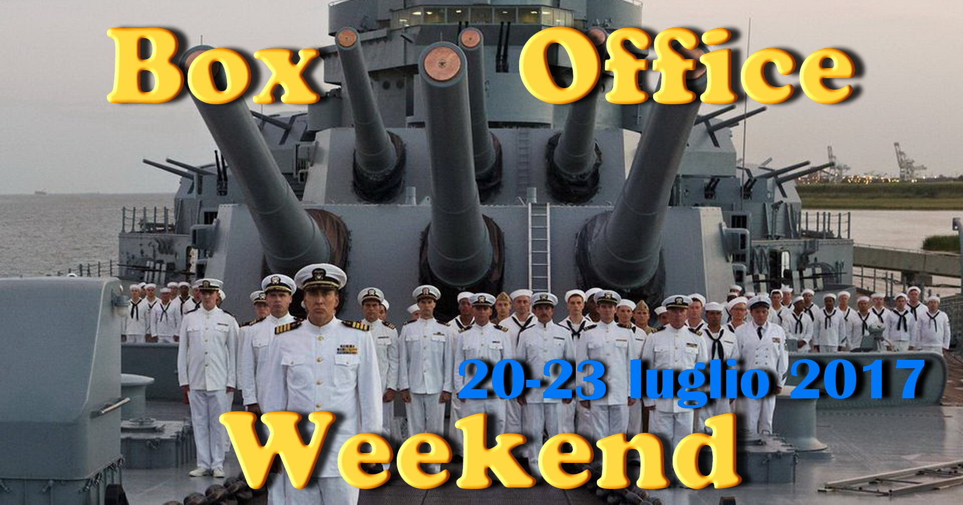 Box Office 24-07-17 USS Indianapolis