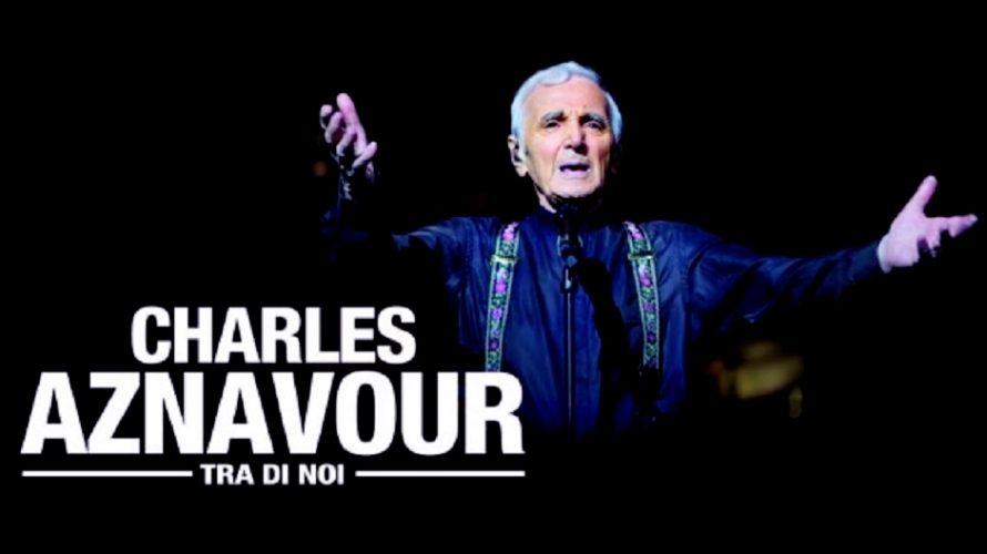 Il grande Charles Aznavour, selezionatoper la Hollywood Walk of Fame 2018, torna in Italia con Tra di noi,il 23 luglio in concerto all'Auditorium Parco della Musica di Roma e poi […]