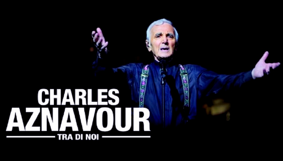 Charles Aznavour - Tra di noi