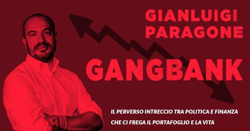 Gang Bankdi e conGianluigi Paragone porta in scena l'alta finanza speculativa, aprendoci gli occhi sulla reale condizione attuale del nostro paese. Il nuovo mondo finanziario Gang Bank, lo spettacolo che […]