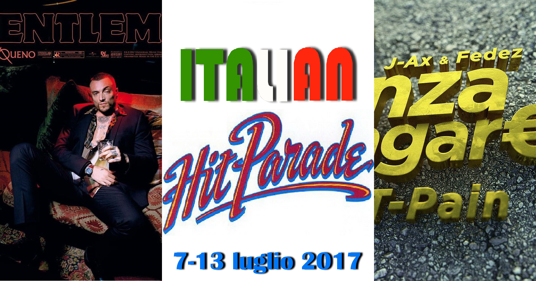 Hit Parade 14-07-17 J-Ax & Fedez