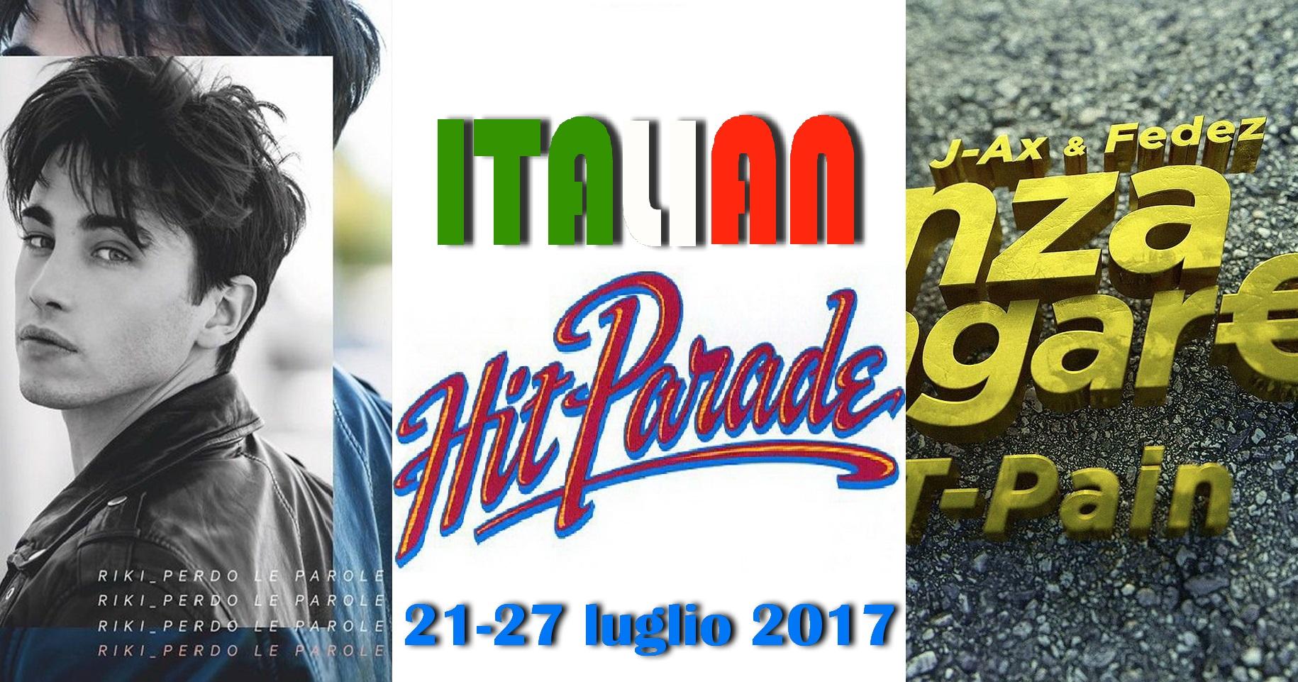 Hit Parade 28-07-17 Thegiornalisti