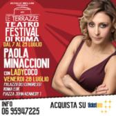 Le Terrazze - Paola Minaccioni